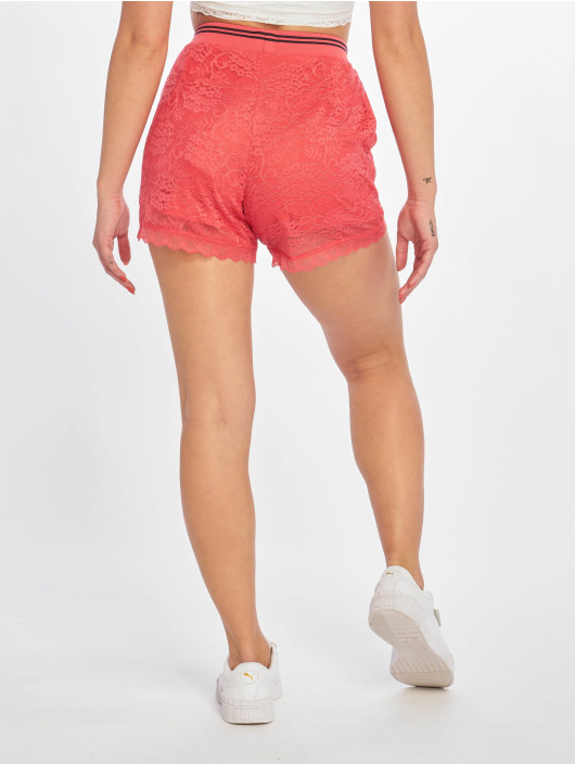 Only Shorts onlGwen Lace pink