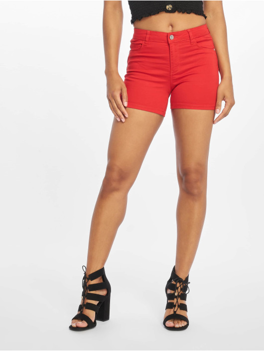 Only Shorts onlRain red