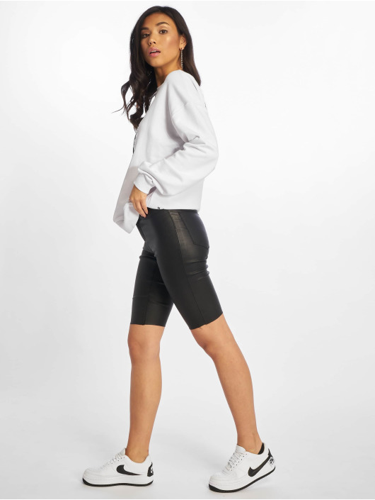 Only Shorts onlAnne K Mid Long Coated schwarz