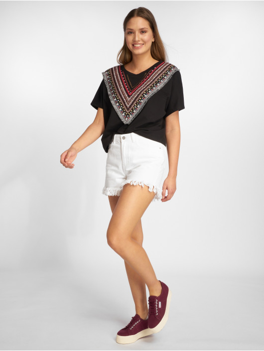 Only Shorts onlMary Frills weiß