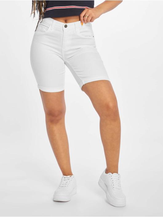 Only Shorts onlRain weiß