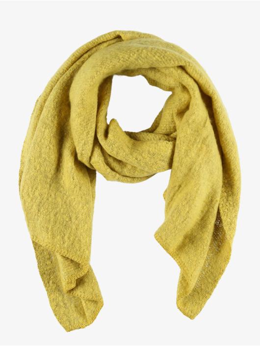 Only Sjal/tørkler onlLima NOS Knit Long gul