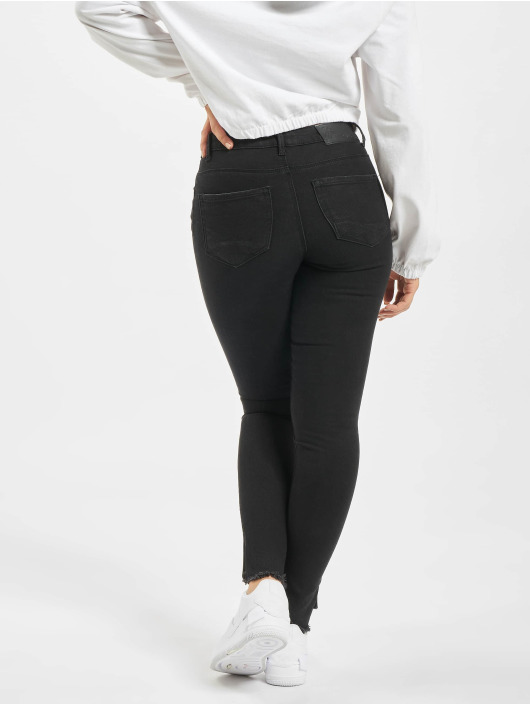 Only Skinny Jeans onlCarmen Regular Special Ankle čern