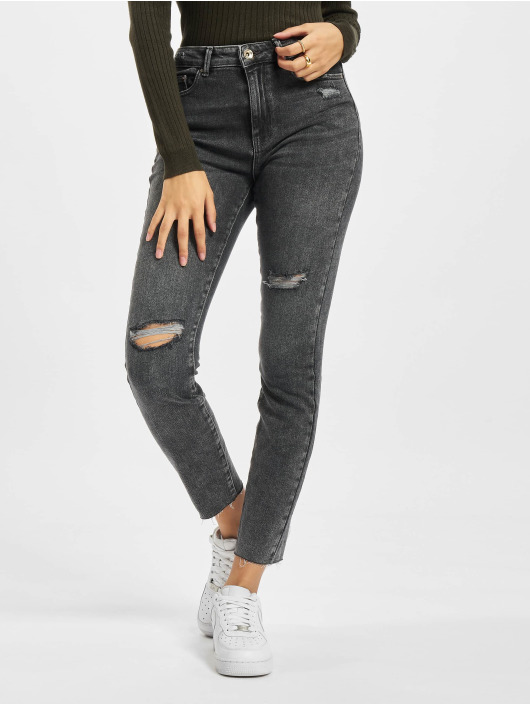 Only Skinny Jeans Onlblake čern