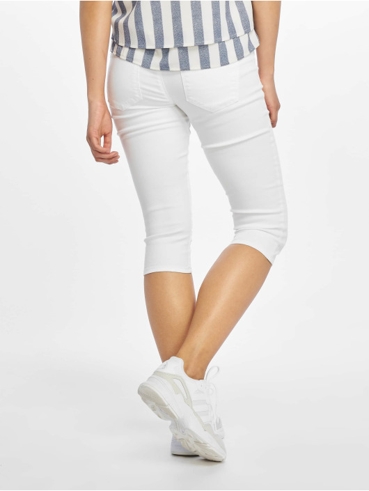 Only Skinny Jeans onlRain Regular Knickers bialy