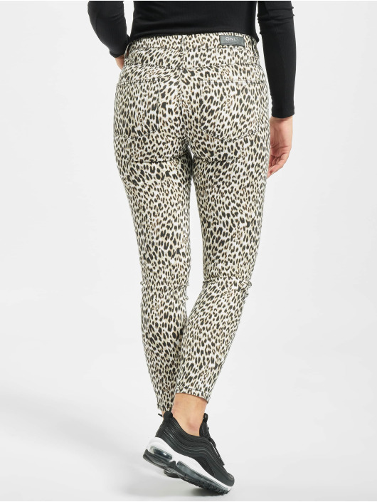 Only Skinny Jeans onlNine bialy