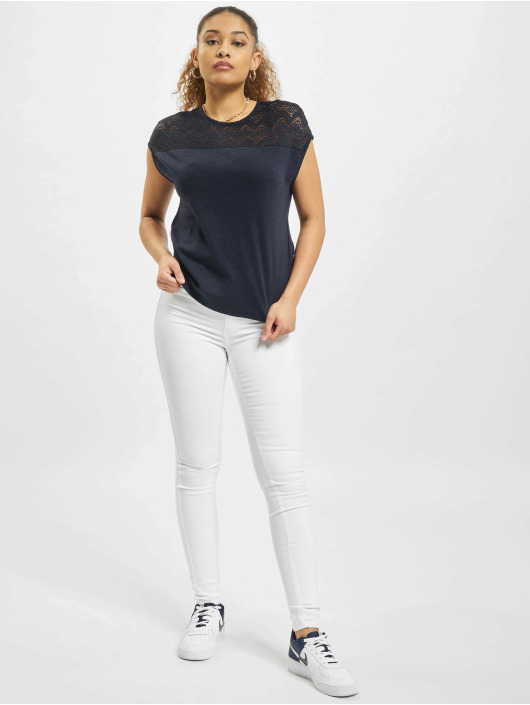 Only Skinny Jeans onlRoyal Life High Waist Noos bialy