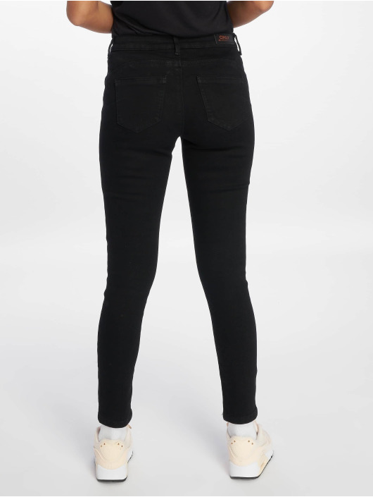 Only Skinny Jeans onlDaisy Pushup Ankle black