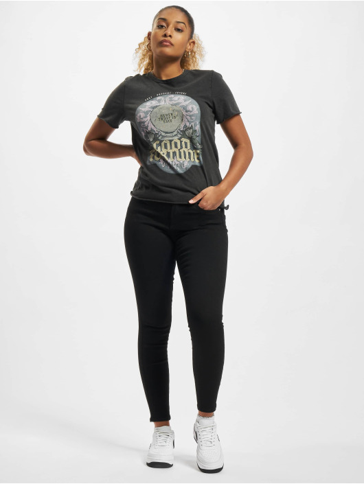 Only Skinny Jeans Onlwauw black