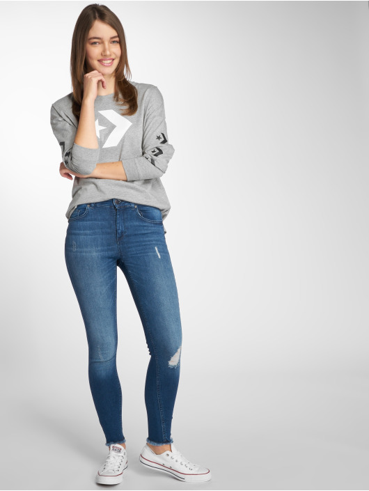 Only Skinny Jeans onlBlush Ankle blau