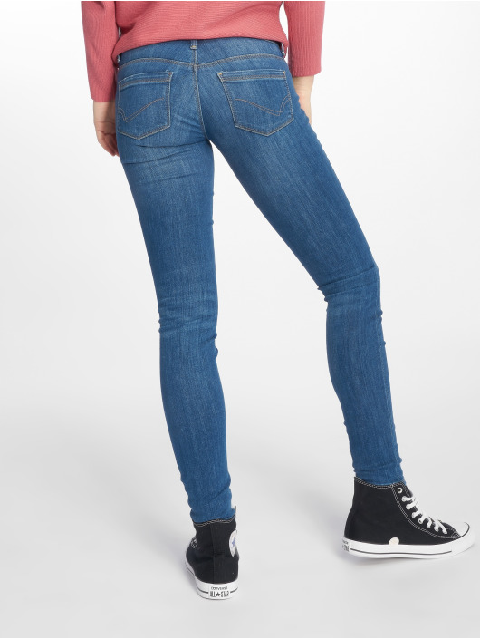Only Skinny Jeans onlCoral blau