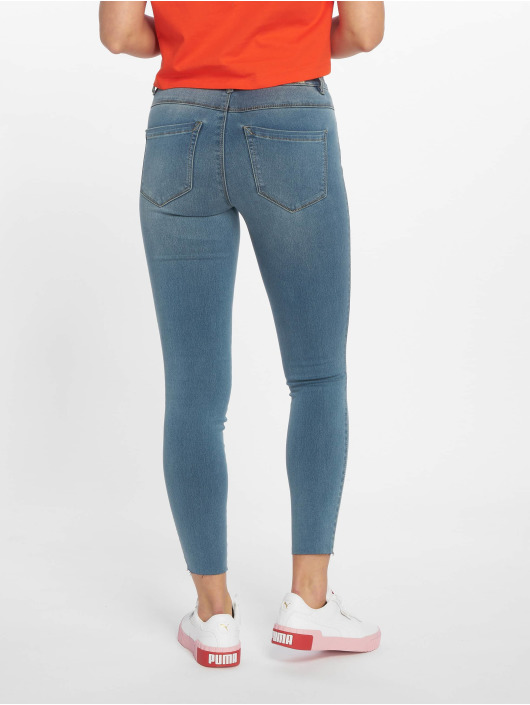 Only Skinny Jeans onlRoyal Regular Ankle blau