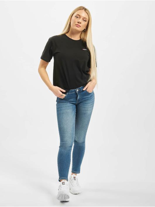 Only Skinny Jeans onlDaisy Regular Pushup Ankle blau