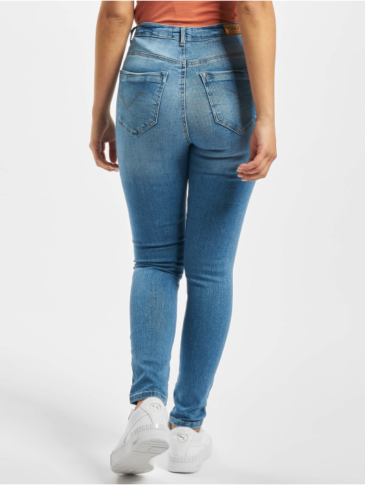 Only Skinny Jeans onlPaola Life blau
