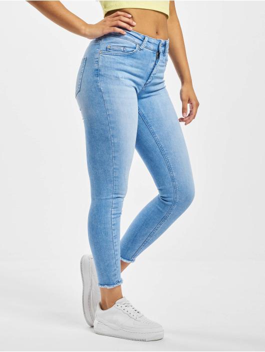 Only Skinny Jeans onlBlush blau