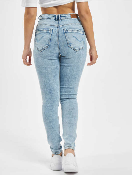 Only Skinny Jeans Only onlPaola Life blau