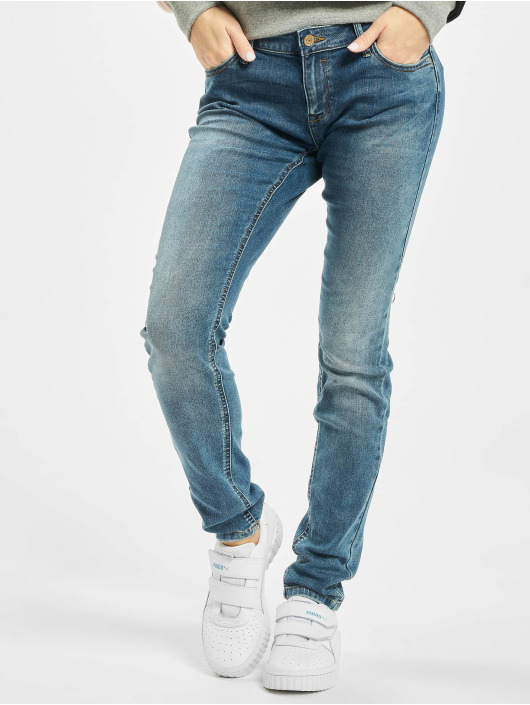Only Skinny jeans onlCoral NOS Superlow BB CRYA041 blauw