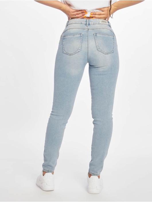Only Skinny Jeans onlDaisy Regular Pushup blue