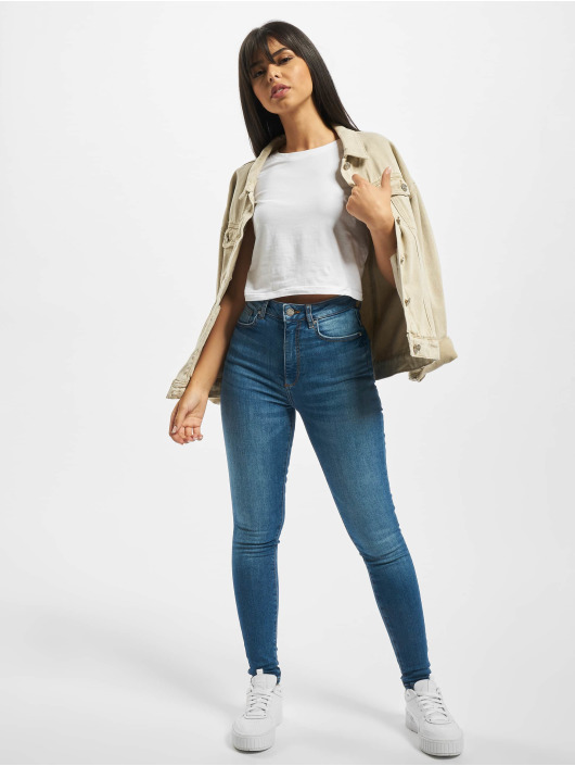 Only Skinny Jeans onlGosh Life blue
