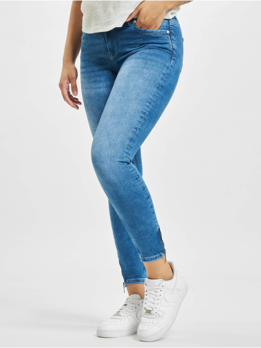 Only Skinny Jeans onlKendell Life Regular Ankle BB TAI187 blue