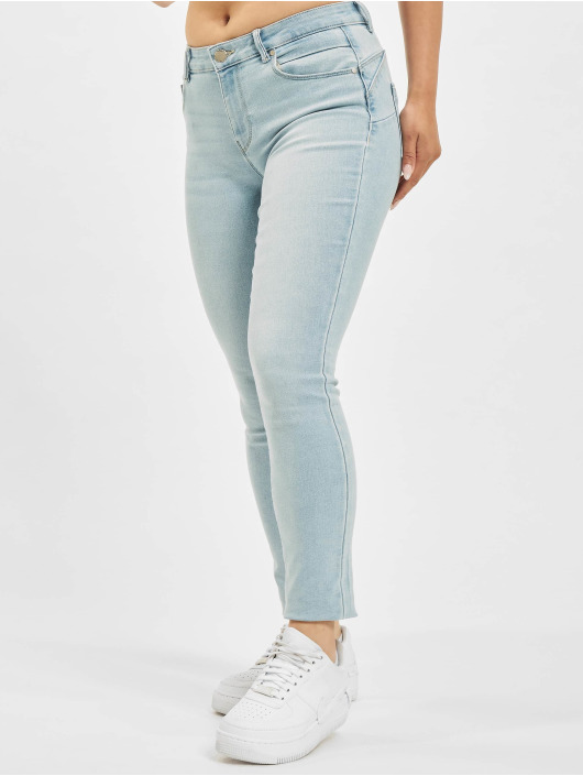 Only Skinny Jeans onlDaisy Life Reg Push Up Ankle blue