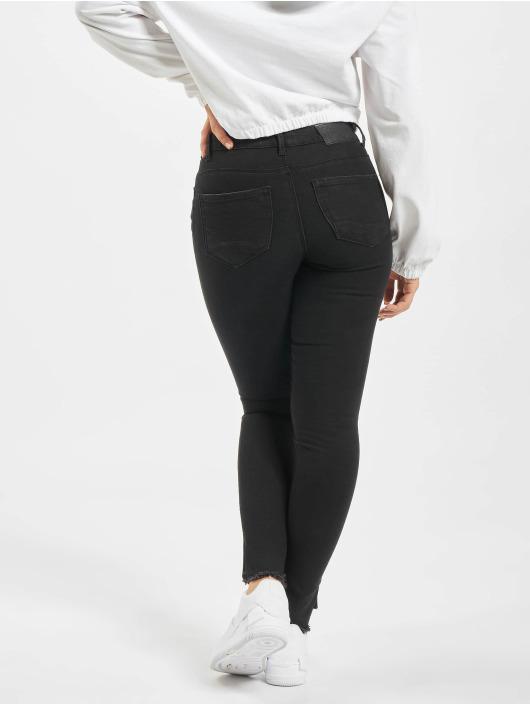 Only Skinny Jeans onlCarmen Regular Special Ankle czarny