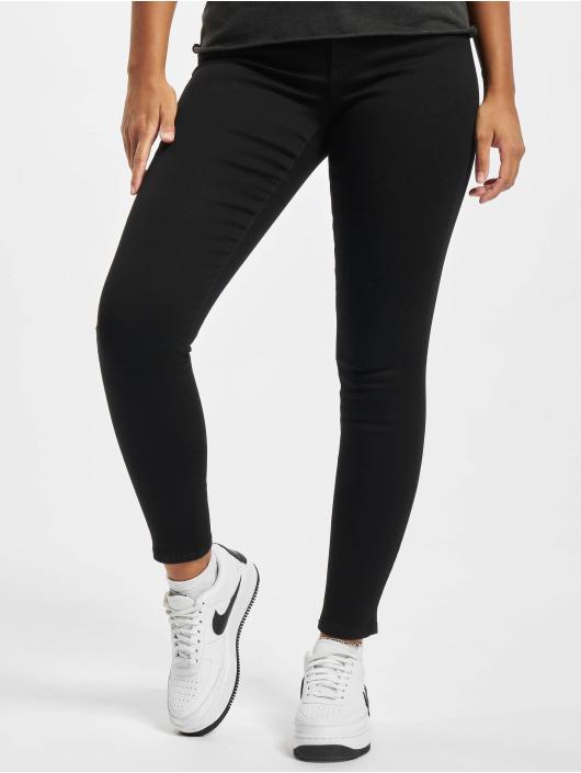 Only Skinny Jeans Onlwauw czarny