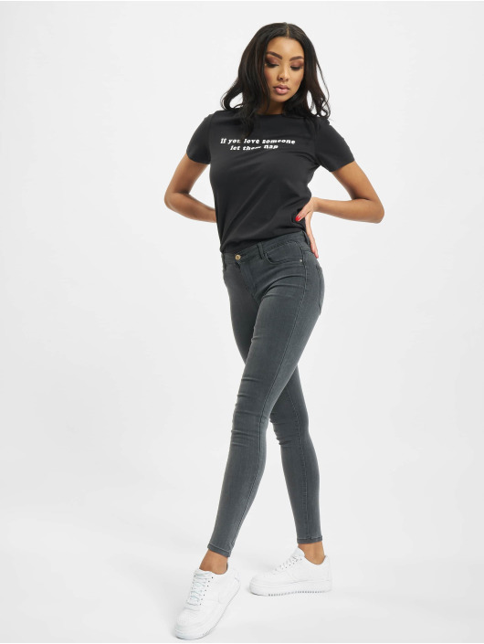 Only Skinny Jeans onlRain Regular grau