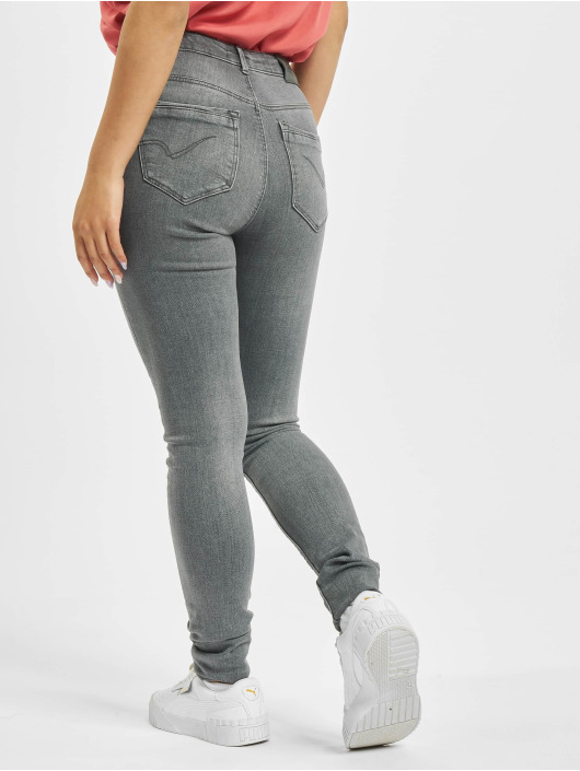 Only Skinny Jeans onlPaola Life High Waist Noos grey