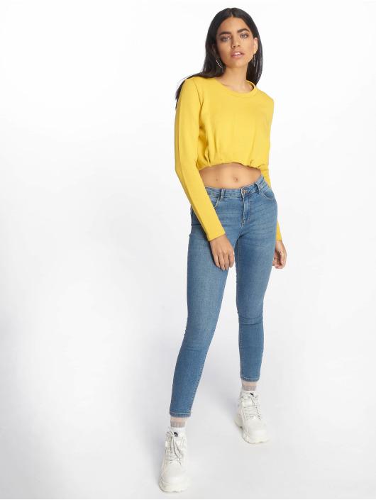 Only Skinny Jeans onlDaisy Pushup Noos niebieski