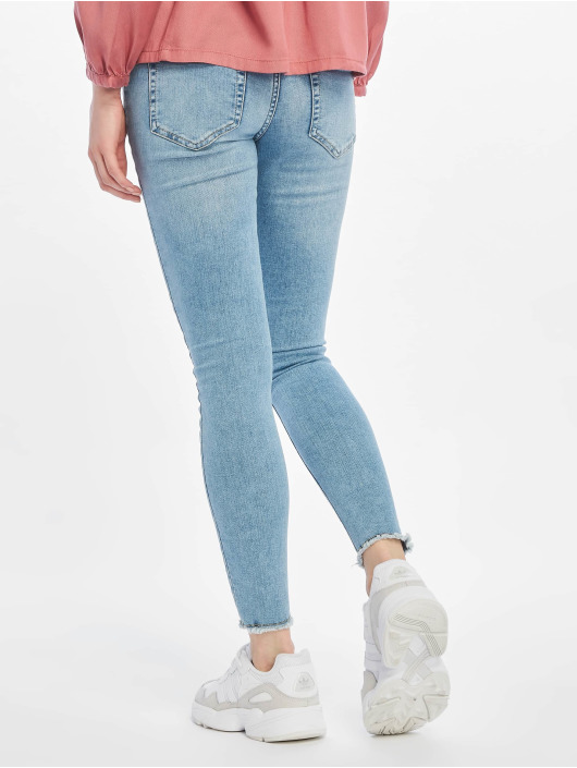 Only Skinny Jeans onlBlush Noos niebieski