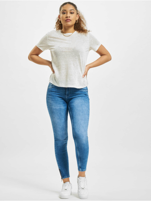 Only Skinny Jeans onlKendell Life Regular Ankle BB TAI187 niebieski