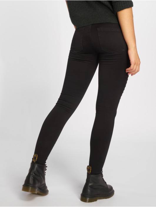 Only Skinny Jeans onlROYAL Reg schwarz