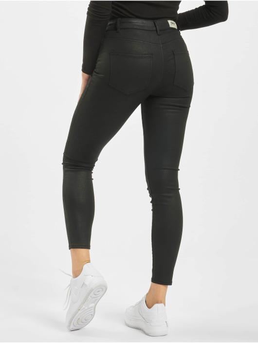 Only Skinny Jeans onlHush NOS Mid schwarz