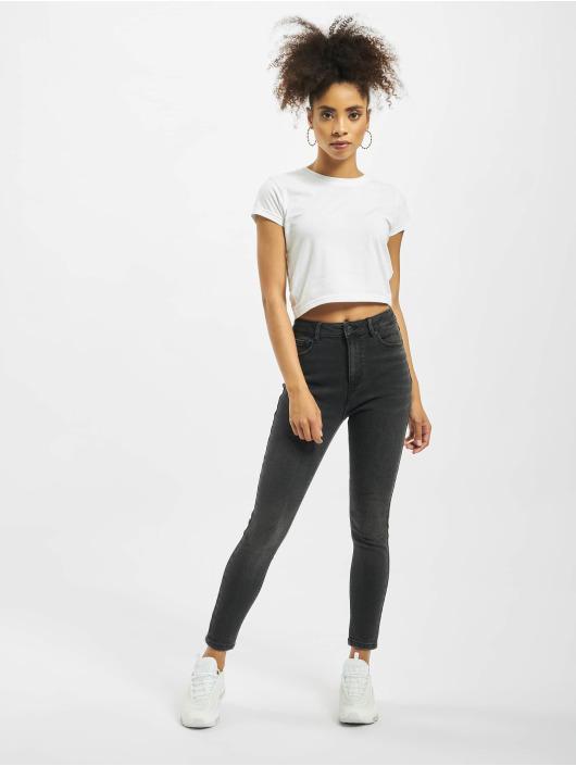 Only Skinny Jeans onlMila High Waist schwarz