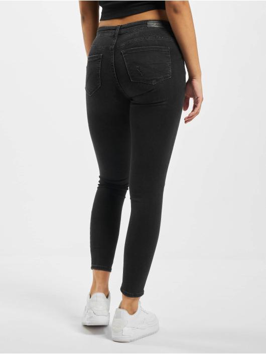 Only Skinny Jeans onlCarmen Reg schwarz