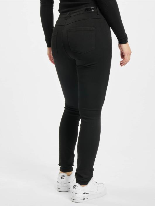 Only Skinny Jeans onlForever Life High Waist Noos schwarz