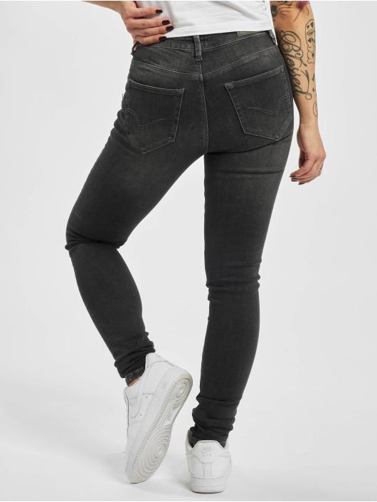 Only Skinny Jeans onlCarmen Life Reg schwarz