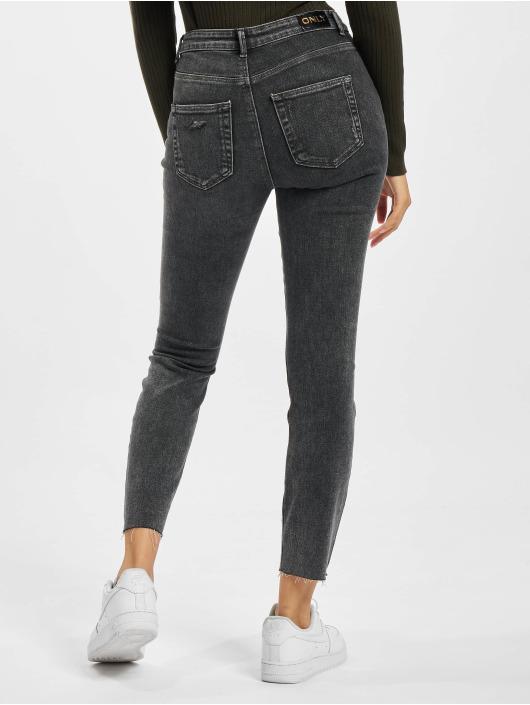 Only Skinny jeans Onlblake svart
