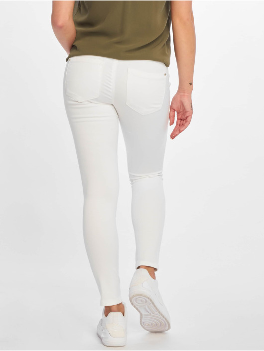 Only Skinny Jeans onlRoyal Regular Ankle Neecut weiß