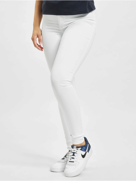 Only Skinny Jeans onlRoyal Life High Waist Noos weiß
