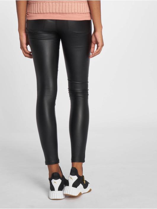 Only Skinny jeans onlAnne K Mid zwart