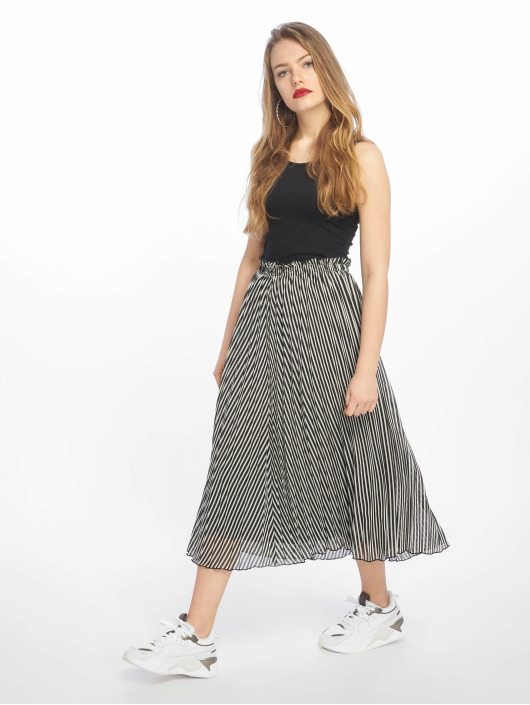 Only Skirt onlPaige Life Above Calf black