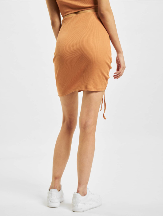 Only Skirt Onlalice JRS brown