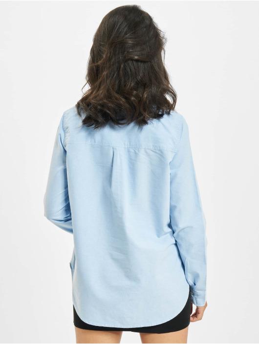 Only Skjorter onlHally Life Oxford Denim blå