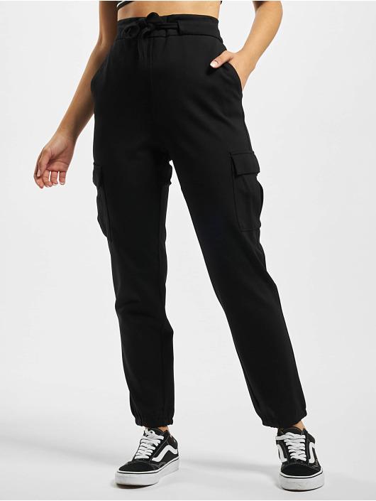 Only Spodnie Chino/Cargo onlPoptrash Life Belt Noos czarny