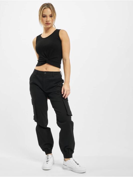 Only Spodnie Chino/Cargo onlMadea-Tiger Life Mw czarny