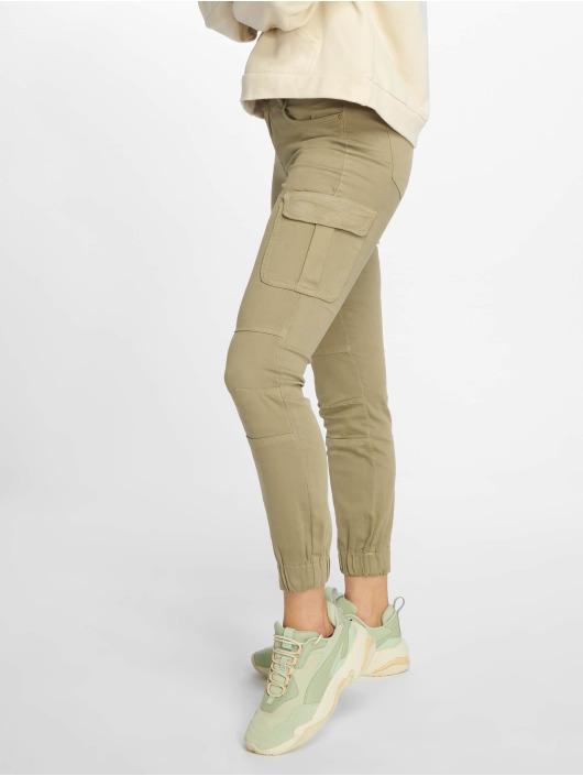 Only Spodnie Chino/Cargo onlMissouri zielony