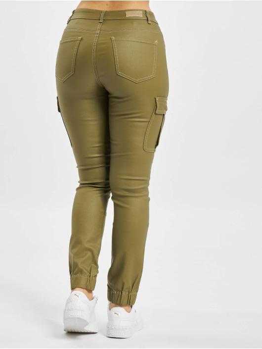 Only Spodnie Chino/Cargo onlMissouri Reg Ank zielony