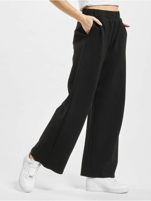 Only Spodnie do joggingu onlScarlett Wide czarny